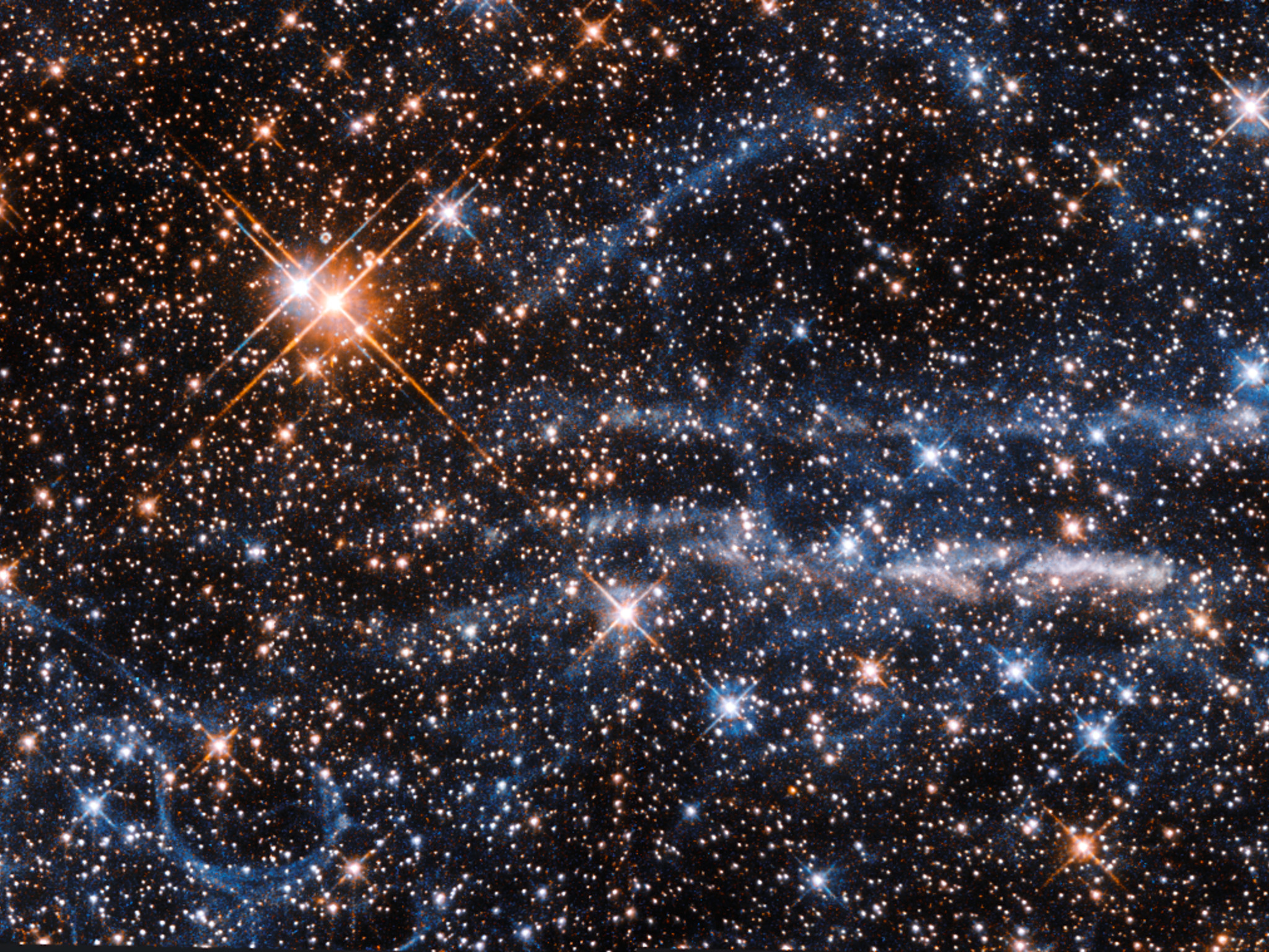 Picture Of The Week ESAHubble - Heres hubbles first ever picture of the entire bubble nebula
