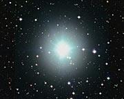 Cas A Supernova explosion (artist's impression)