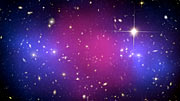 Panning the galaxy cluster MACS J0025.4-1222