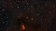 Zooming in on XZ Tauri