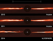 Hubblecast 88: Mysterious Ripples Found Racing Through Planet-forming Disc