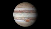 Global map of Jupiter