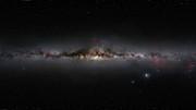 Zoom into the Bubble Nebula