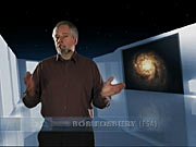 Greek version of the Hubble DVD 15 Years of Discovery, Chapter 5, COSMIC COLLISIONS