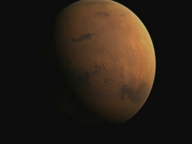 Mars 360 degree rotation