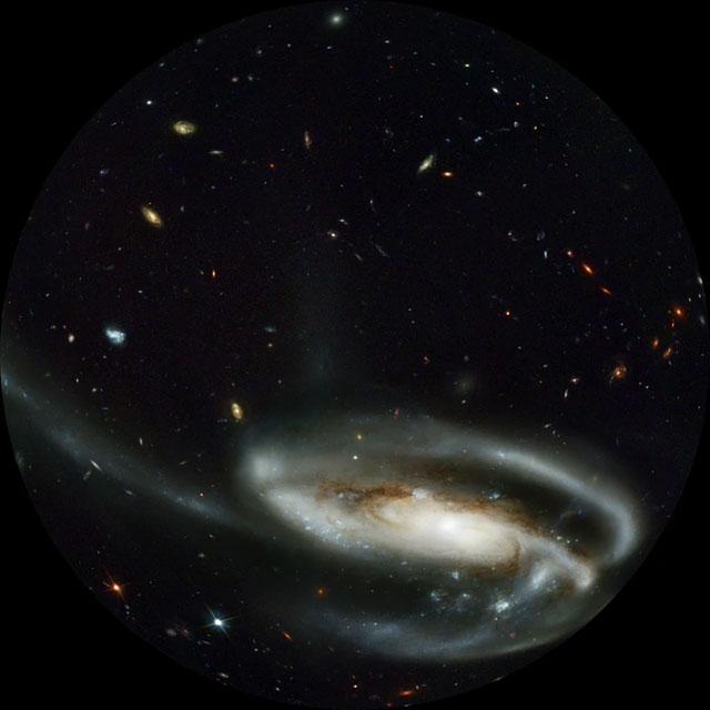 The Tadpole Galaxy