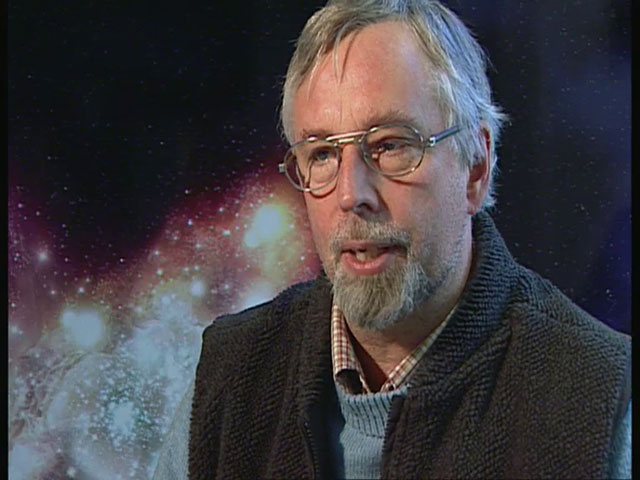 "Interview with Bob Fosbury, ""Related to the Orion Nebula"""