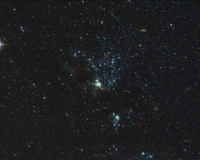 Panning on the Pinwheel Galaxy
