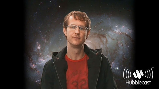 Hubblecast 02: Galaxy bars and supermassive black holes