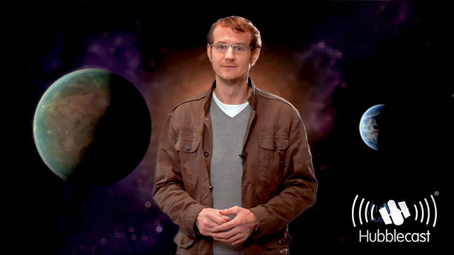 Hubblecast 12: Murk on a monster planet