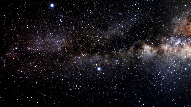 A zoom to the star HD 189733