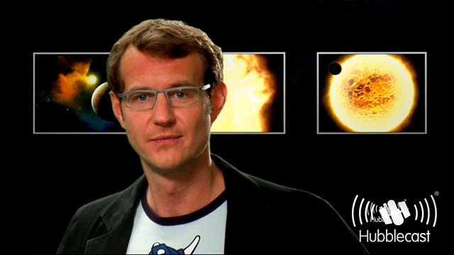 Hubblecast 14: Hubble finds first organic molecule on extrasolar planet
