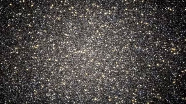 Panning on Omega Centauri