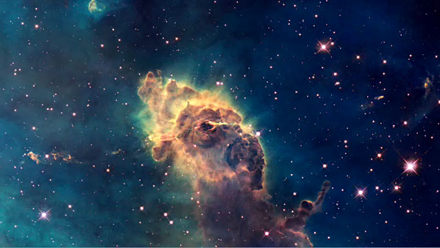 Hubble captures star birth in the Carina Nebula