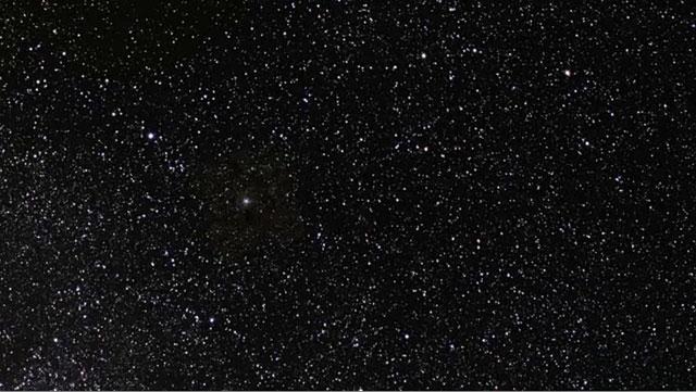 Zoom on NGC 7023