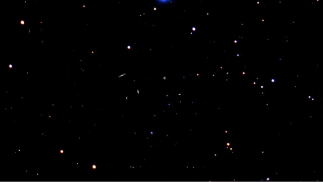 Zooming in on M66