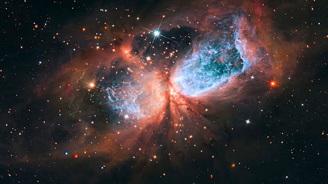 Hubblecast 51: Star-forming region S 106