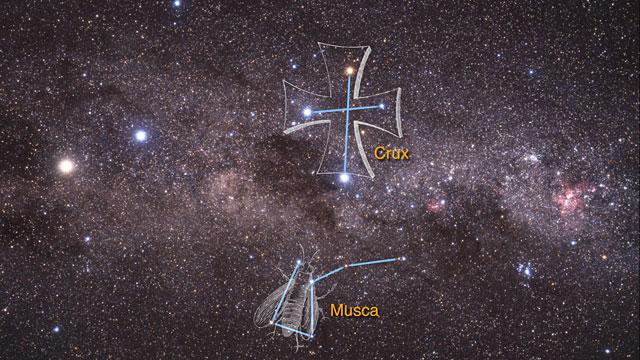 Zoom into NGC 5189