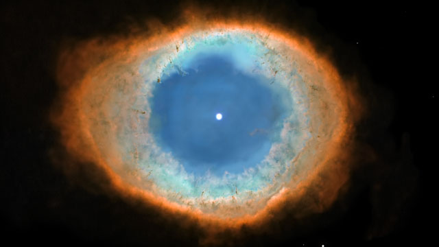 Visualisation of the 3D structure of the Ring Nebula