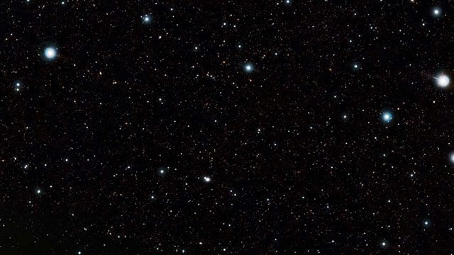 Zoom on the COSMOS field (UltraVISTA)