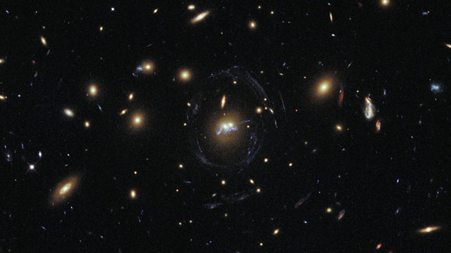 Hubblecast 76: Merging galaxies and droplets of starbirth