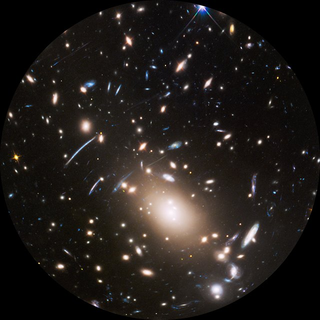 Abell S1063 in fulldome