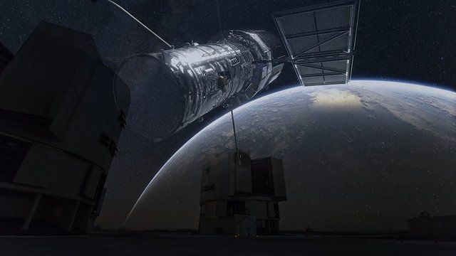 Hubblecast 110 Light: New test of Einstein's general relativity