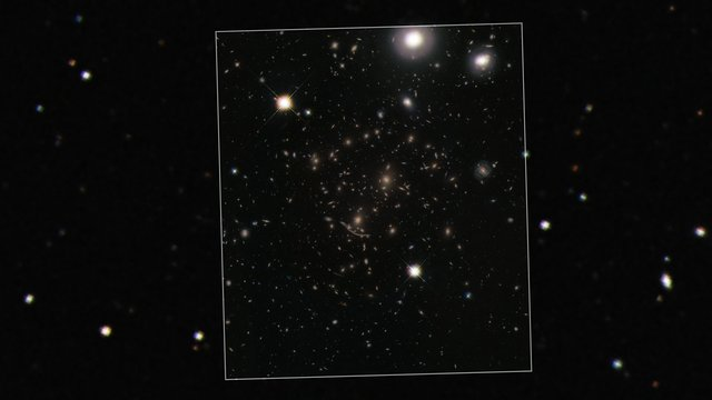 Zooming onto the galaxy cluster Abell 370