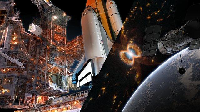 Hubblecast 119: Hubble's 29th anniversary