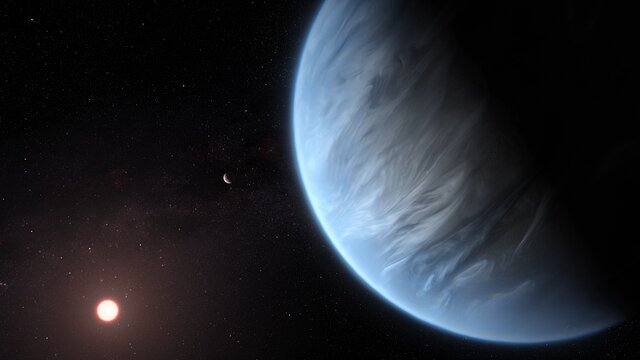 Hubblecast 124 Light: Exoplanet K2-18b