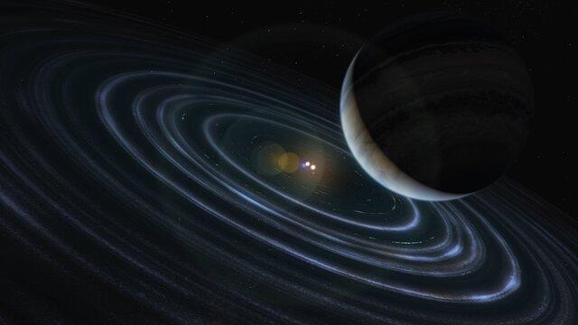 "Hubblecast 132 Light: The Strange Exoplanet That Resembles the Long-Sought ""Planet Nine"""