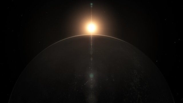 Hubblecast 121: What can we learn from exoplanet transits?