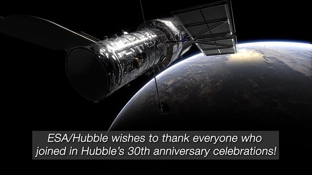 Hubblecast 131 Special: Showcase of Hubble's 30th Anniversary Artistic Creations