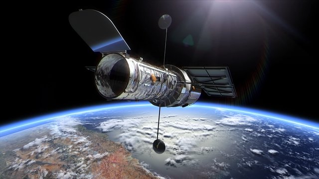 Hubble's History (German)