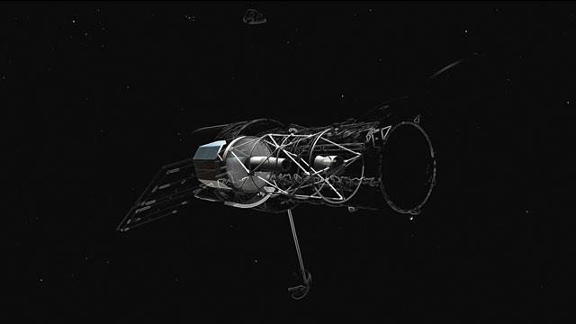 Hubble in cross-section