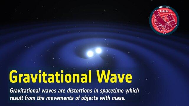 Word Bank: Gravitational Wave